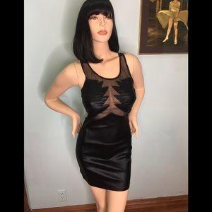 Black Akira party dress